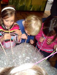 Katholischer Kindergarten Unterm Regenbogen Rauenberg Kreativität